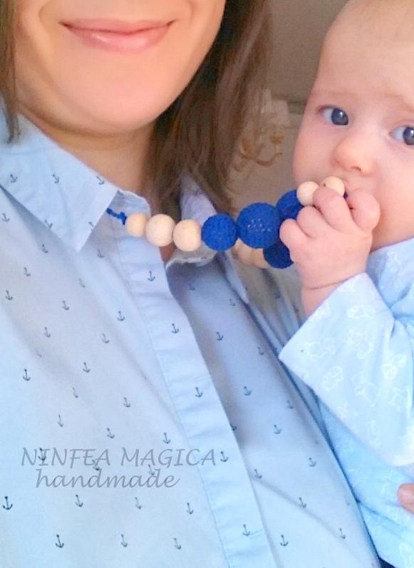 Collana da allattamento