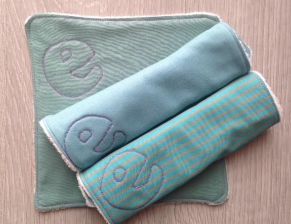 Baby towels, asciugamani salvaspalla