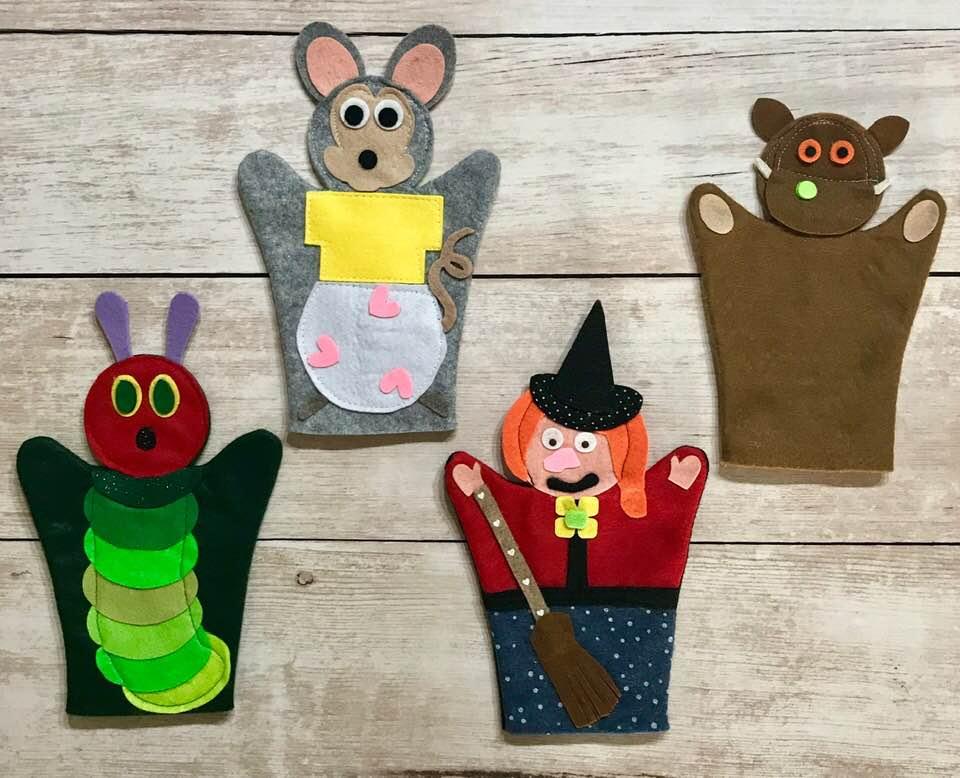 Marionette per bambini