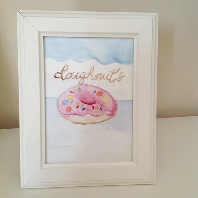 quadretto doughnuts