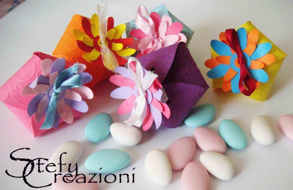 Scatolina Fioellino (Lotto 5 pezzi)