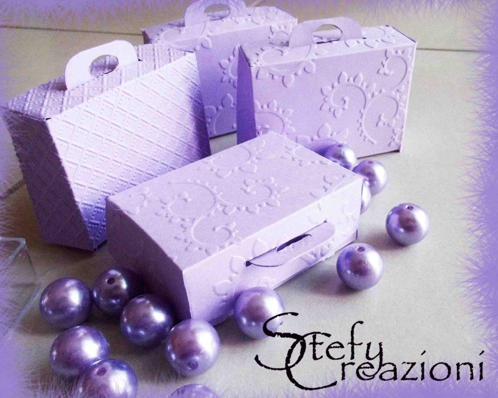 Scatoline Valigetta (Lotto 5 pezzi)