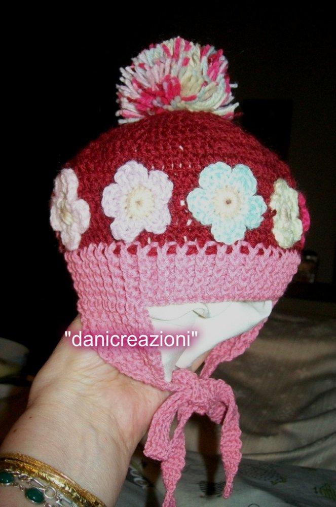 cappellino o cuffia bimba