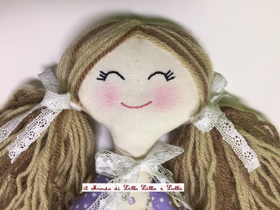 Bambola Fiamma