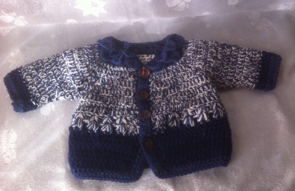 Giacchino in lana