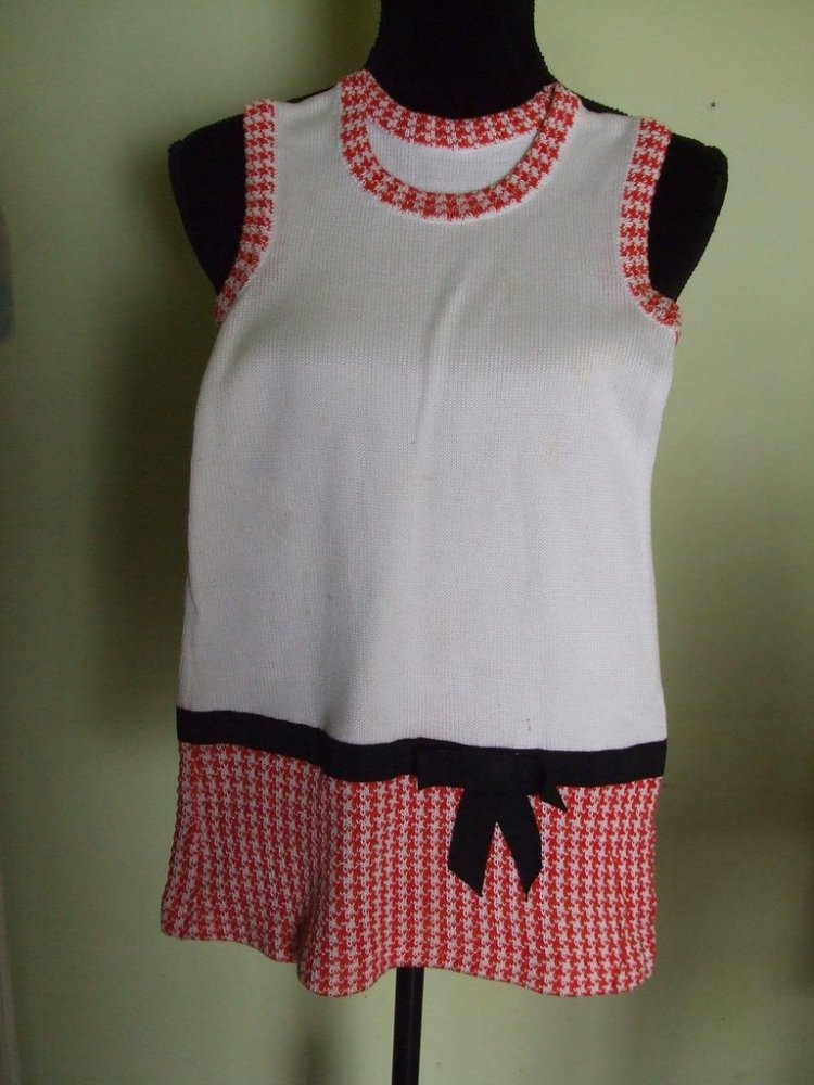 abito vestito scamiciato cotone maglia bimba
