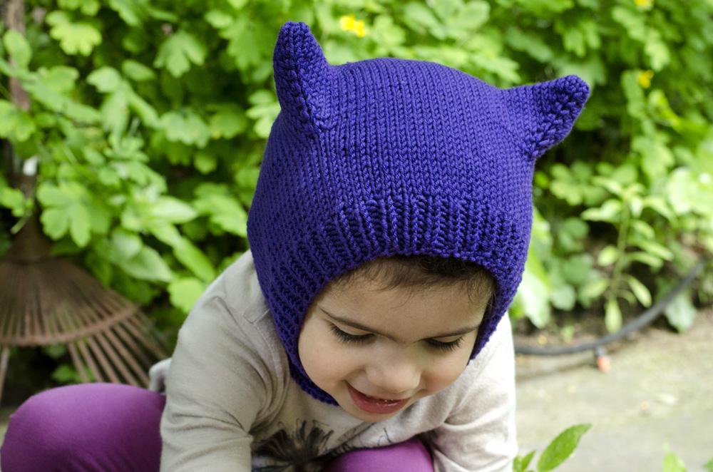 passamontagna orecchie gatto