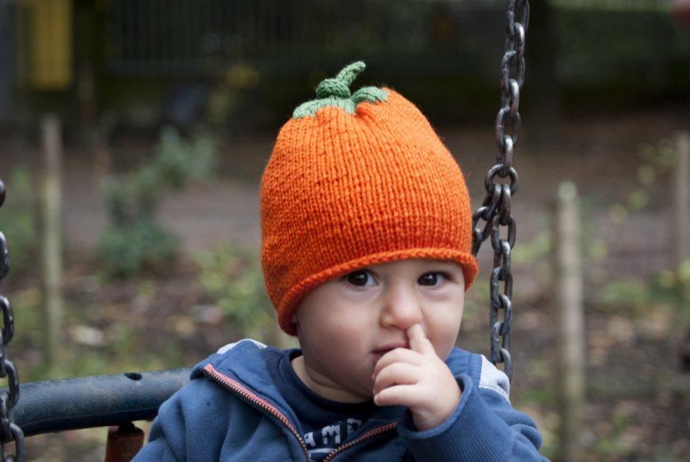 cappellino zucca