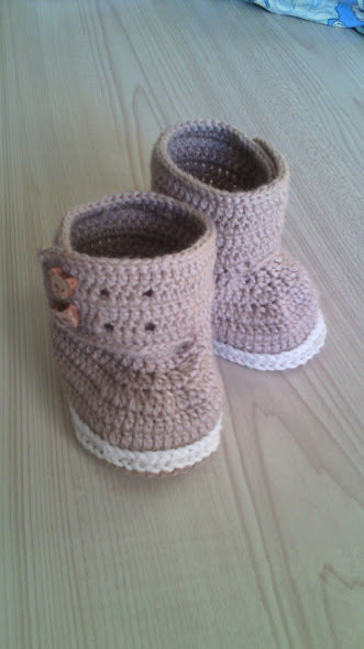 scarpine lana bimba scarponcino