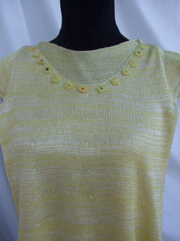 maglietta maglia cotone bimba