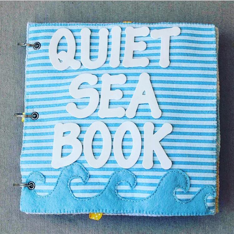 QUIET SEA BOOK