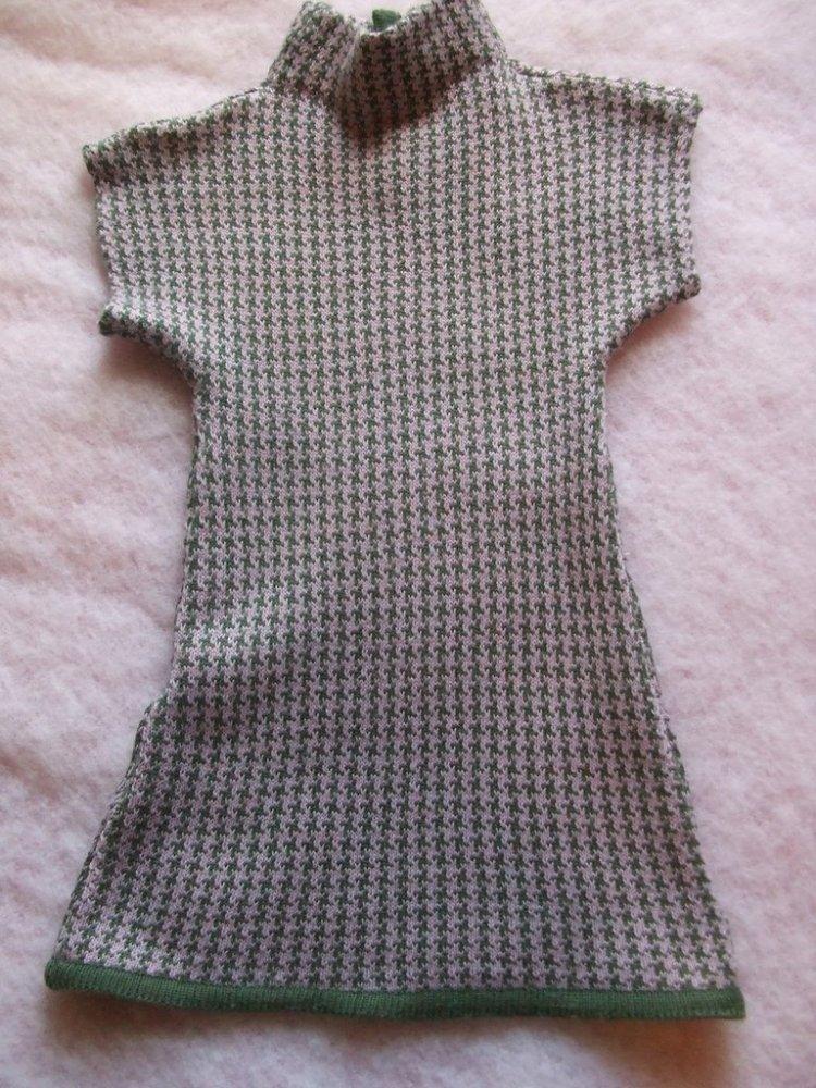 vestito abito maglia lana bimba