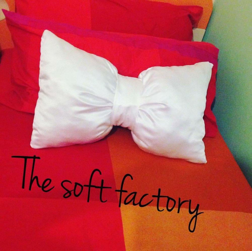 Cuscino fiocco 🎀