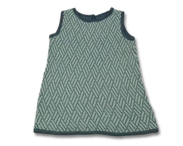 abito vestito bimba lana maglia o cotone