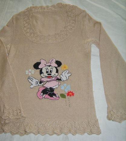 maglioncino golfino lana maglia