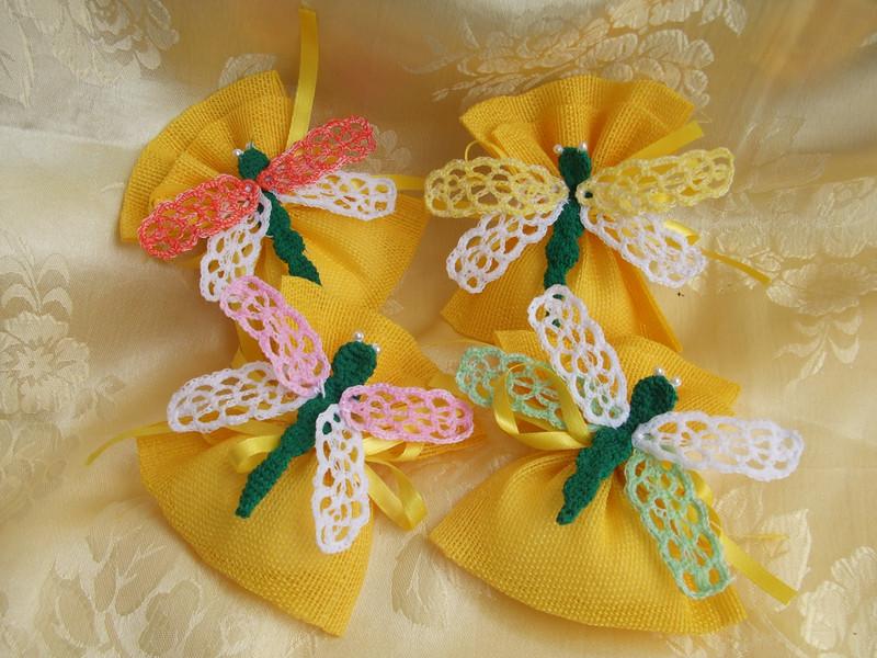 bomboniere sacchetti confetti battesimo nascita compleanni