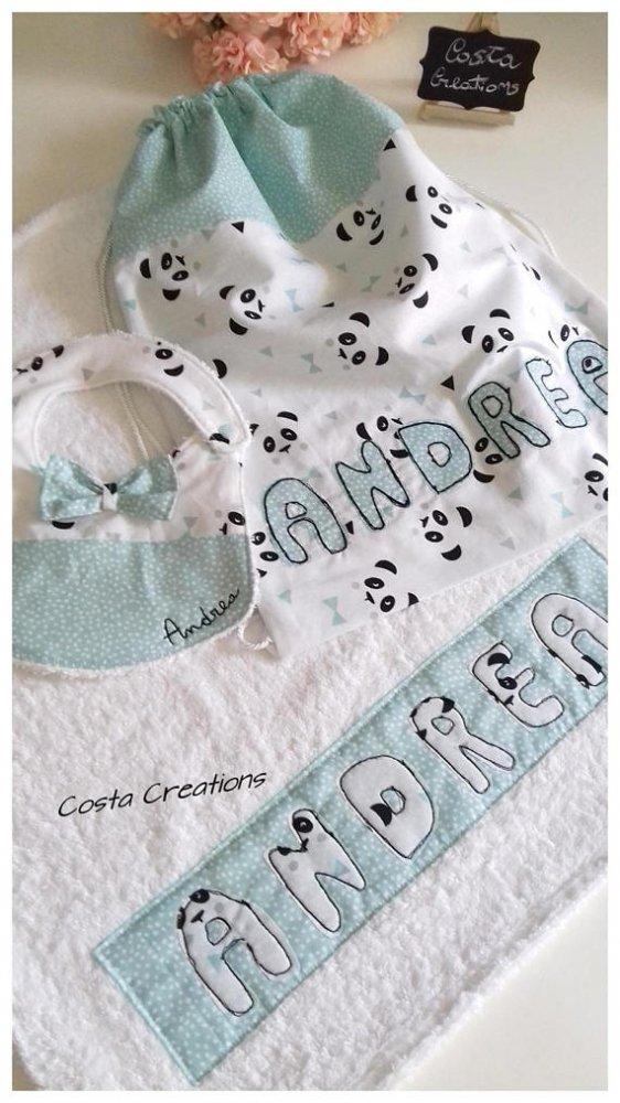 set asilo / nascita ( panda )