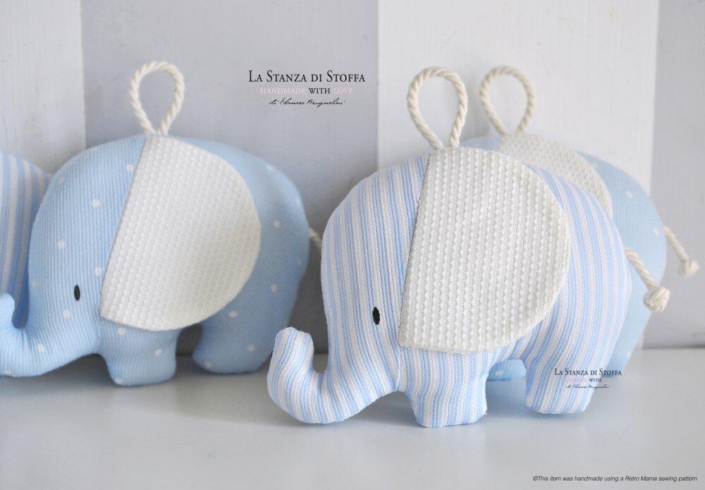 Elefantino bomboniera