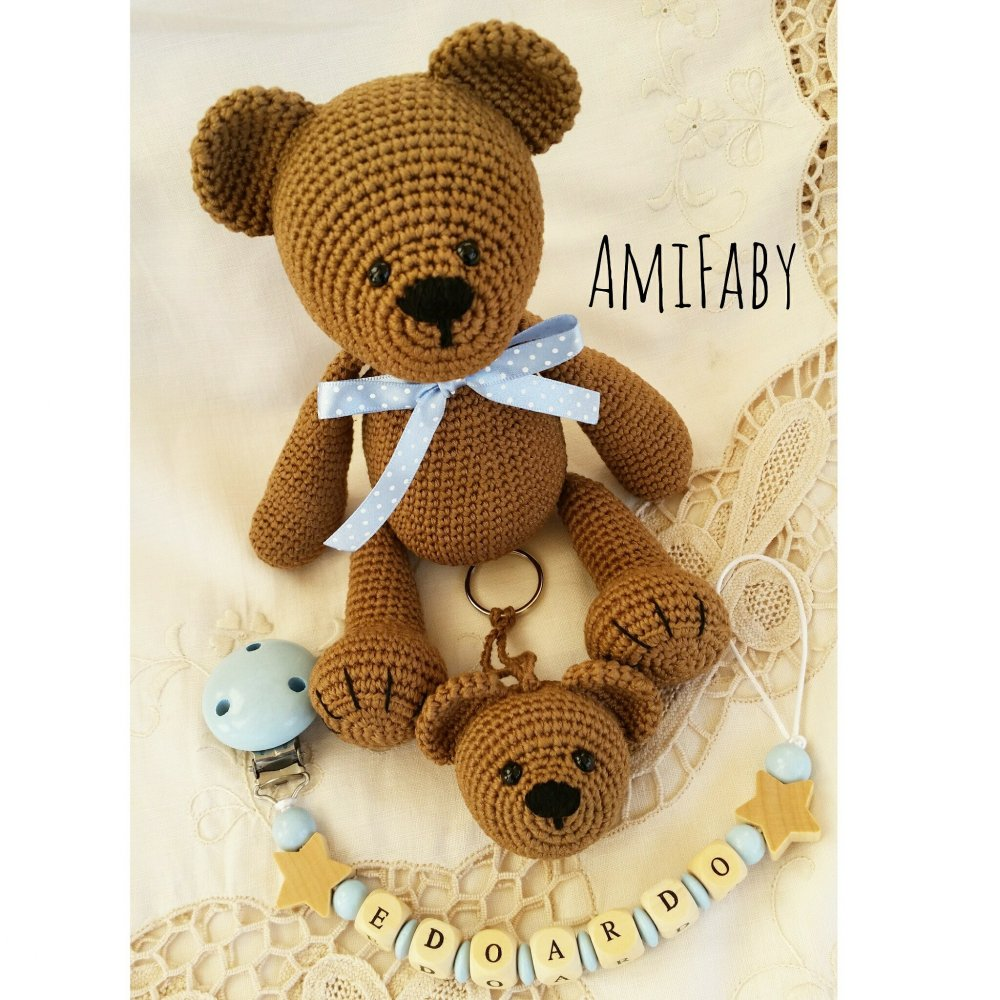 Set Idea Regalo per Baby Shower Bimbo/Bimba personalizzabile