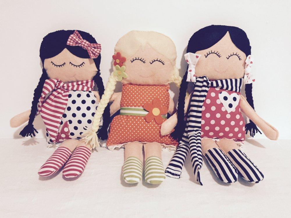 Bambola handmade❤️