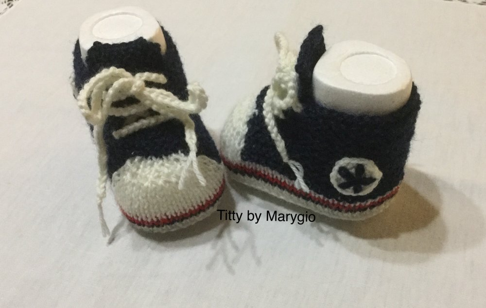 converse per neonati