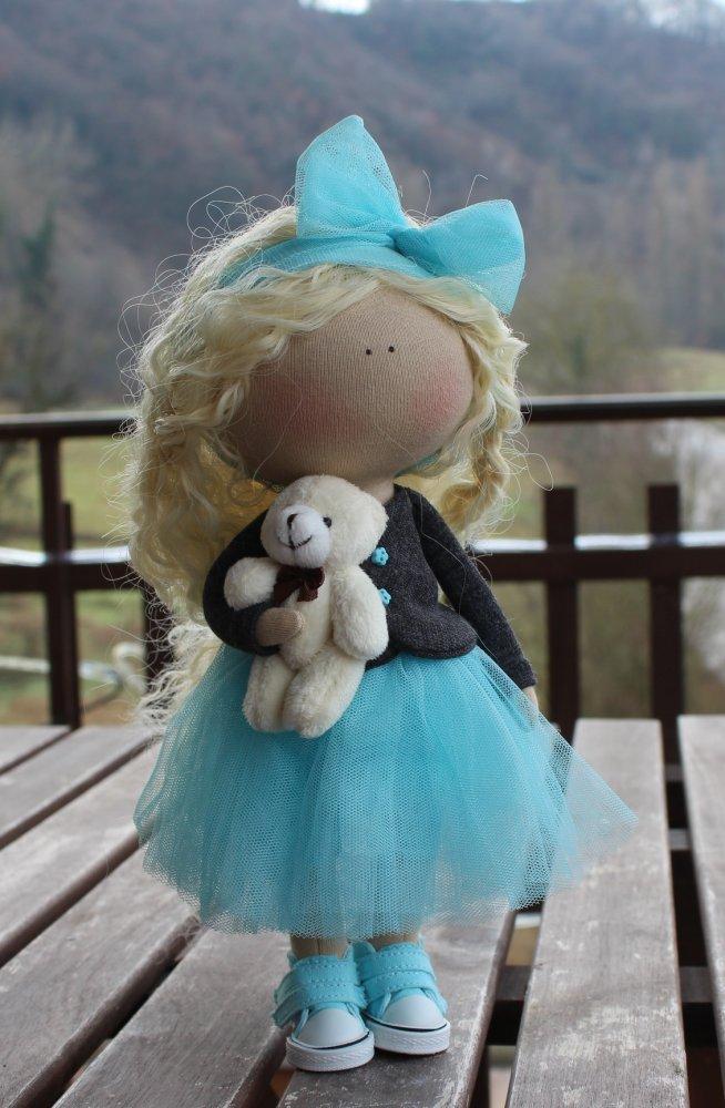 Bambola d'arredo o da collezione