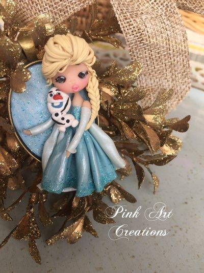 Non più disponibile - Collana ciondolo Elsa