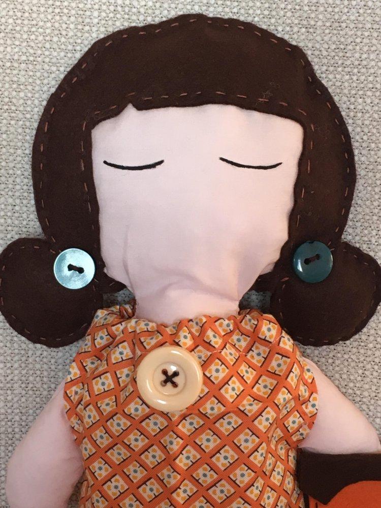 Anita bambola di pezza - Le Dolls
