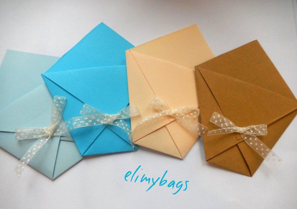 Offerta 30 portaconfetti carta  per confettata battesimo o comunione