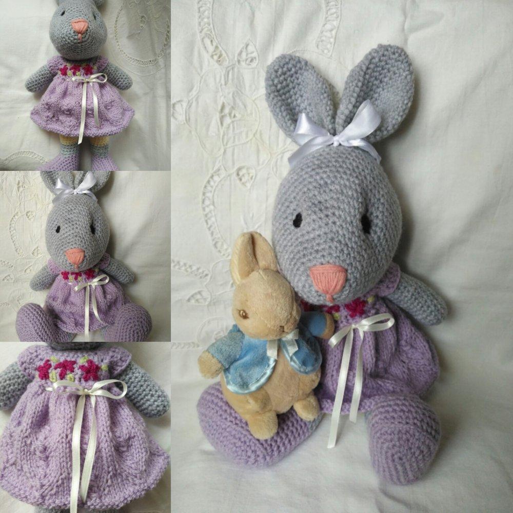 Sissy coniglietta Amigurumi