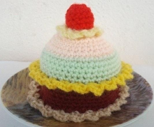Bomboniera cup-cake